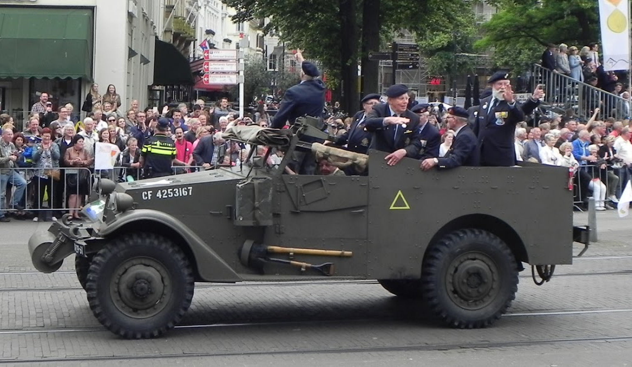 Nationale Veteranendag 25 juni 2016