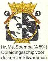 Wapenschild Hr. Ms. Soemba