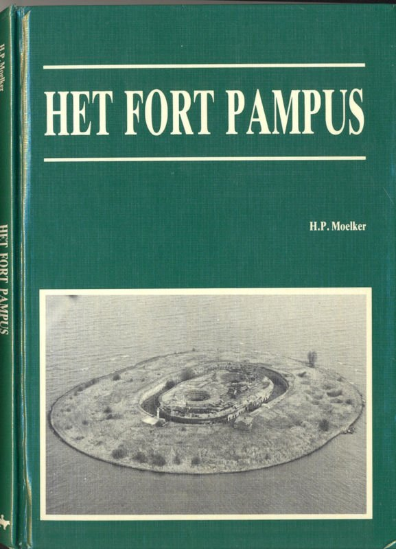 Het fort Pampus van Jan Moelker.